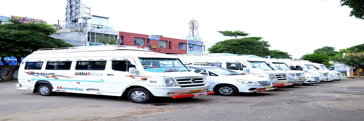 Chandigarh Manali Tempo Traveller Taxi