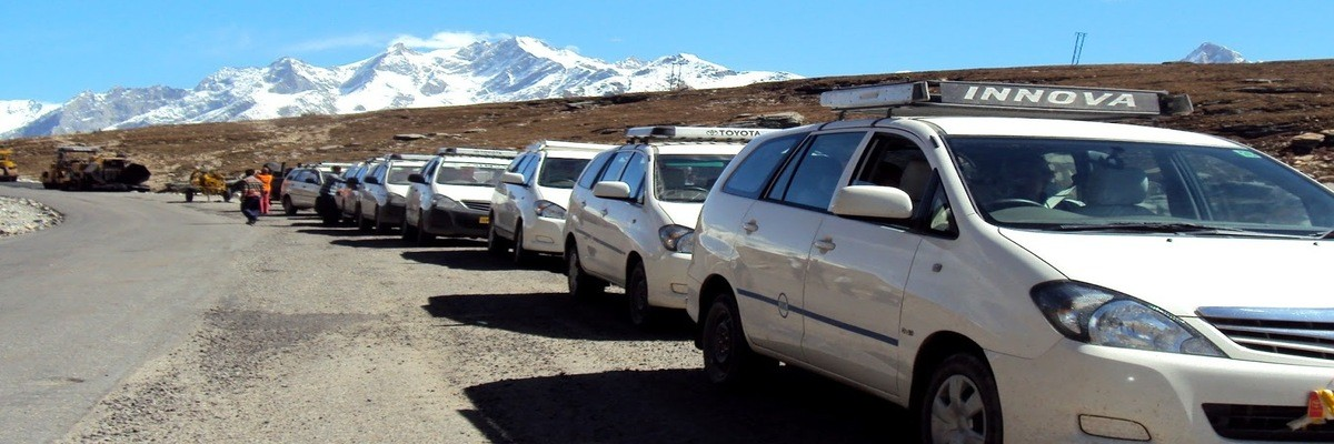Chandigarh Manali Car Rental